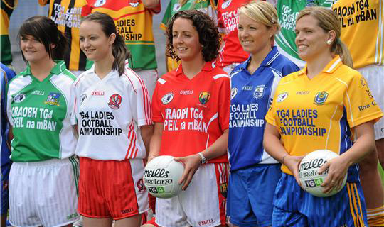 TG4's sponsorship of the Ladies Football All Ireland Championships 2010